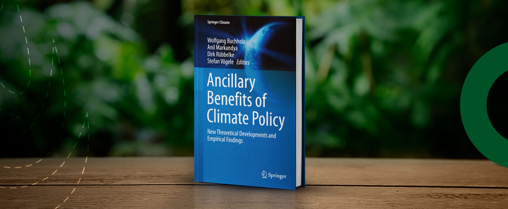Livro Climate Change and Ancillary Benefits