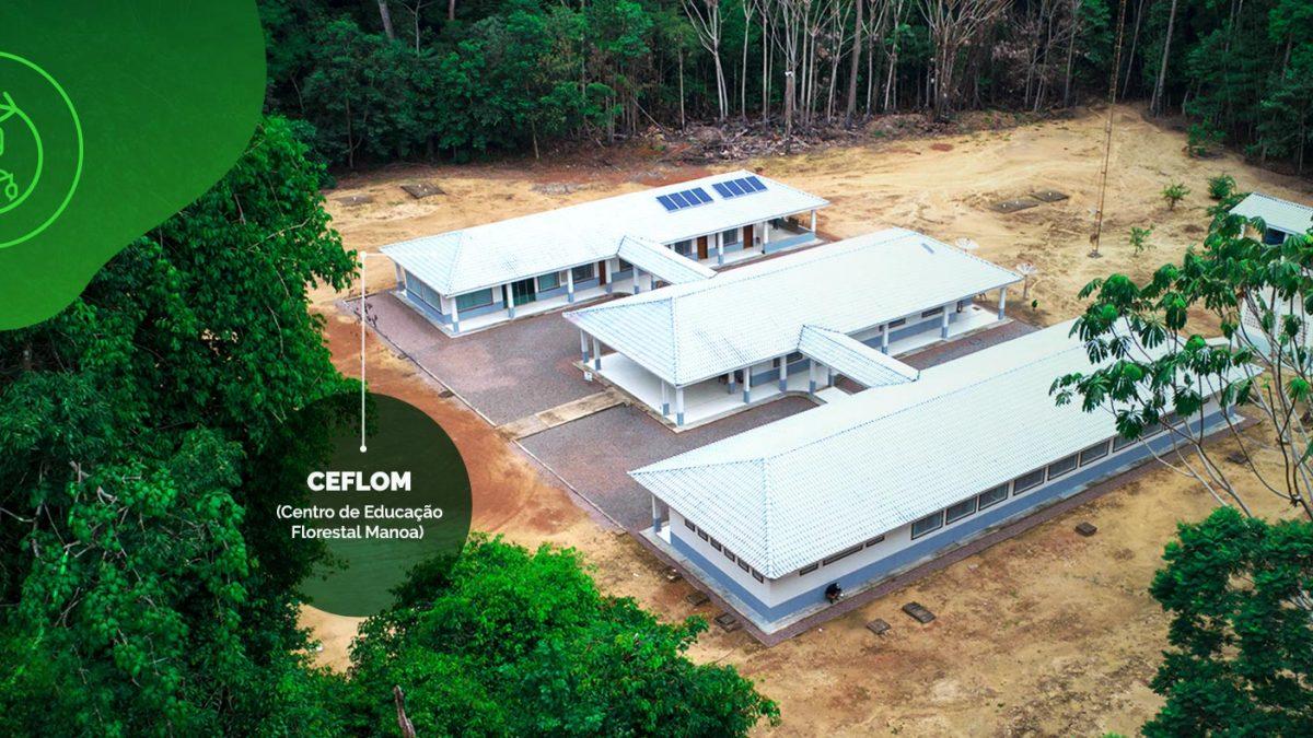 CEFLOM - Centro de Educação Florestal Manoa