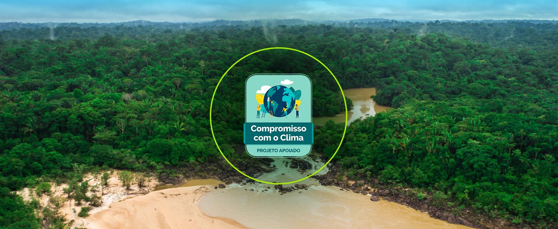 Projeto REDD+ Manoa - Compromisso com o Clima